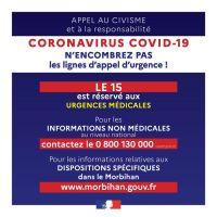 Covid 19 - Services municipaux