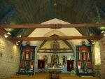 voute étoilée chapelle sainte marguerite